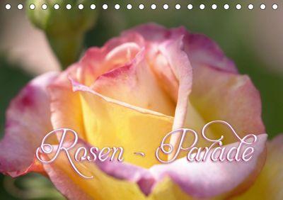 Rosen - Parade (Tischkalender 2019 DIN A5 quer), Joachim Barig