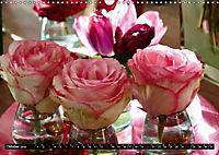 Rosen, Rosen ... arrangiert und am Strauch (Wandkalender 2019 DIN A3 quer) - Produktdetailbild 10