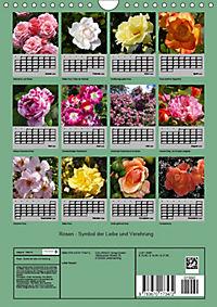 Rosen - Symbol der Liebe und Verehrung (Wandkalender 2019 DIN A4 hoch) - Produktdetailbild 13