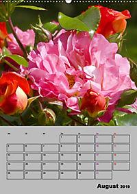 Rosen - Symbol der Liebe und Verehrung (Wandkalender 2019 DIN A2 hoch) - Produktdetailbild 8