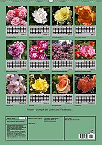 Rosen - Symbol der Liebe und Verehrung (Wandkalender 2019 DIN A2 hoch) - Produktdetailbild 13