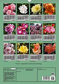 Rosen - Symbol der Liebe und Verehrung (Wandkalender 2019 DIN A3 hoch) - Produktdetailbild 13