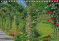 Rosengarten auf dem Beutig (Tischkalender 2019 DIN A5 quer) - Produktdetailbild 4