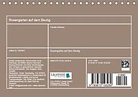 Rosengarten auf dem Beutig (Tischkalender 2019 DIN A5 quer) - Produktdetailbild 13