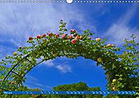 Rosengarten auf dem Beutig (Wandkalender 2019 DIN A3 quer) - Produktdetailbild 5