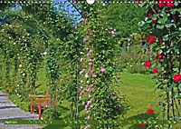 Rosengarten auf dem Beutig (Wandkalender 2019 DIN A3 quer) - Produktdetailbild 4