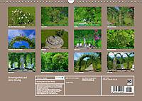 Rosengarten auf dem Beutig (Wandkalender 2019 DIN A3 quer) - Produktdetailbild 13