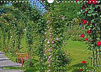 Rosengarten auf dem Beutig (Wandkalender 2019 DIN A4 quer) - Produktdetailbild 4
