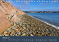 Rosengranit-Küste (Tischkalender 2019 DIN A5 quer) - Produktdetailbild 2