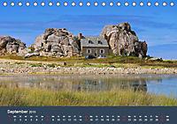 Rosengranit-Küste (Tischkalender 2019 DIN A5 quer) - Produktdetailbild 9