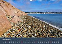 Rosengranit-Küste (Wandkalender 2019 DIN A2 quer) - Produktdetailbild 2