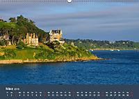 Rosengranit-Küste (Wandkalender 2019 DIN A2 quer) - Produktdetailbild 3