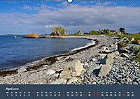 Rosengranit-Küste (Wandkalender 2019 DIN A2 quer) - Produktdetailbild 4