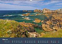 Rosengranit-Küste (Wandkalender 2019 DIN A2 quer) - Produktdetailbild 5
