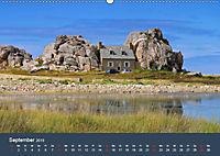 Rosengranit-Küste (Wandkalender 2019 DIN A2 quer) - Produktdetailbild 9