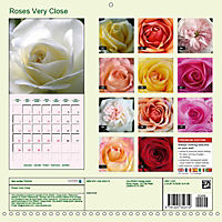 Roses Very Close (Wall Calendar 2019 300 × 300 mm Square) - Produktdetailbild 13