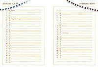 Rosina Wachtmeister, Tagebuch & Kalender 2018 - Produktdetailbild 9