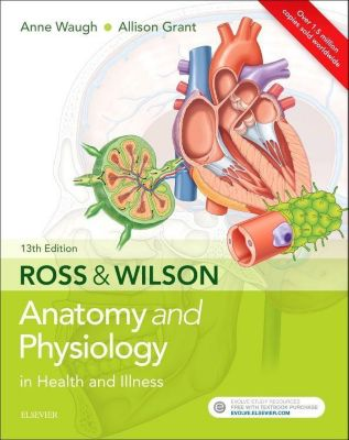 Ross & Wilson Anatomy and Physiology in Health and Illness, Anne Waugh, Allison Grant