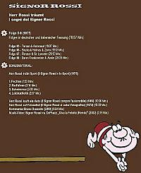 Rossi 2, Rossi träumt, DVD - Produktdetailbild 1