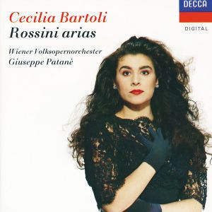 Rossini: Arias, Cecilia Bartoli, Giuseppe Patane, Owv