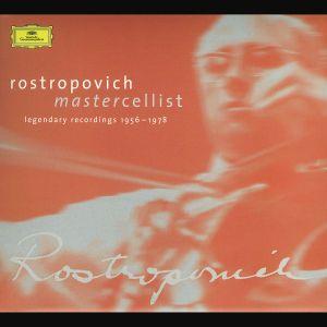 Rostropovich - Mastercellist. Legendary Recordings 1956-1978, Mstislav Rostropowitsch