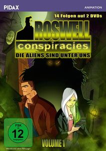Roswell Conspiracies - Die Aliens sind unter uns, Volume 1, Roswell Conspiracies
