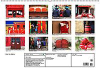 Rot im Blick (Wandkalender 2019 DIN A2 quer) - Produktdetailbild 13