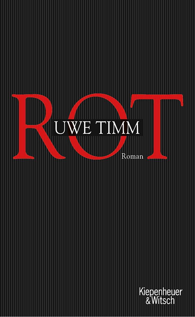 Rot Sonderausgabe Buch Von Uwe Timm Bei Weltbildde Bestellen
