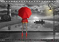 Rot wie die Liebe by Mausopardia (Tischkalender 2019 DIN A5 quer) - Produktdetailbild 7