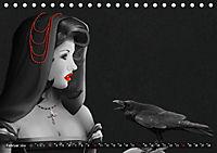 Rot wie die Liebe by Mausopardia (Tischkalender 2019 DIN A5 quer) - Produktdetailbild 2