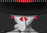 Rot wie die Liebe by Mausopardia (Tischkalender 2019 DIN A5 quer) - Produktdetailbild 6