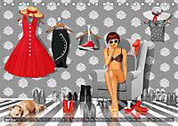 Rot wie die Liebe by Mausopardia (Tischkalender 2019 DIN A5 quer) - Produktdetailbild 5