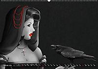 Rot wie die Liebe by Mausopardia (Wandkalender 2019 DIN A2 quer) - Produktdetailbild 3