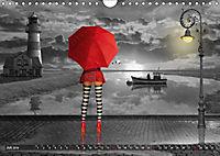 Rot wie die Liebe by Mausopardia (Wandkalender 2019 DIN A4 quer) - Produktdetailbild 2