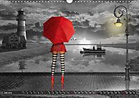 Rot wie die Liebe by Mausopardia (Wandkalender 2019 DIN A3 quer) - Produktdetailbild 4