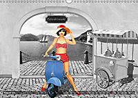 Rot wie die Liebe by Mausopardia (Wandkalender 2019 DIN A3 quer) - Produktdetailbild 5