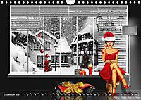 Rot wie die Liebe by Mausopardia (Wandkalender 2019 DIN A4 quer) - Produktdetailbild 3
