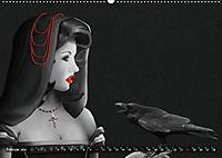 Rot wie die Liebe by Mausopardia (Wandkalender 2019 DIN A2 quer) - Produktdetailbild 2