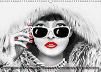 Rot wie die Liebe by Mausopardia (Wandkalender 2019 DIN A3 quer) - Produktdetailbild 1