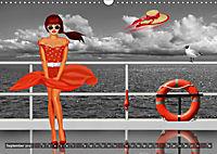 Rot wie die Liebe by Mausopardia (Wandkalender 2019 DIN A3 quer) - Produktdetailbild 9
