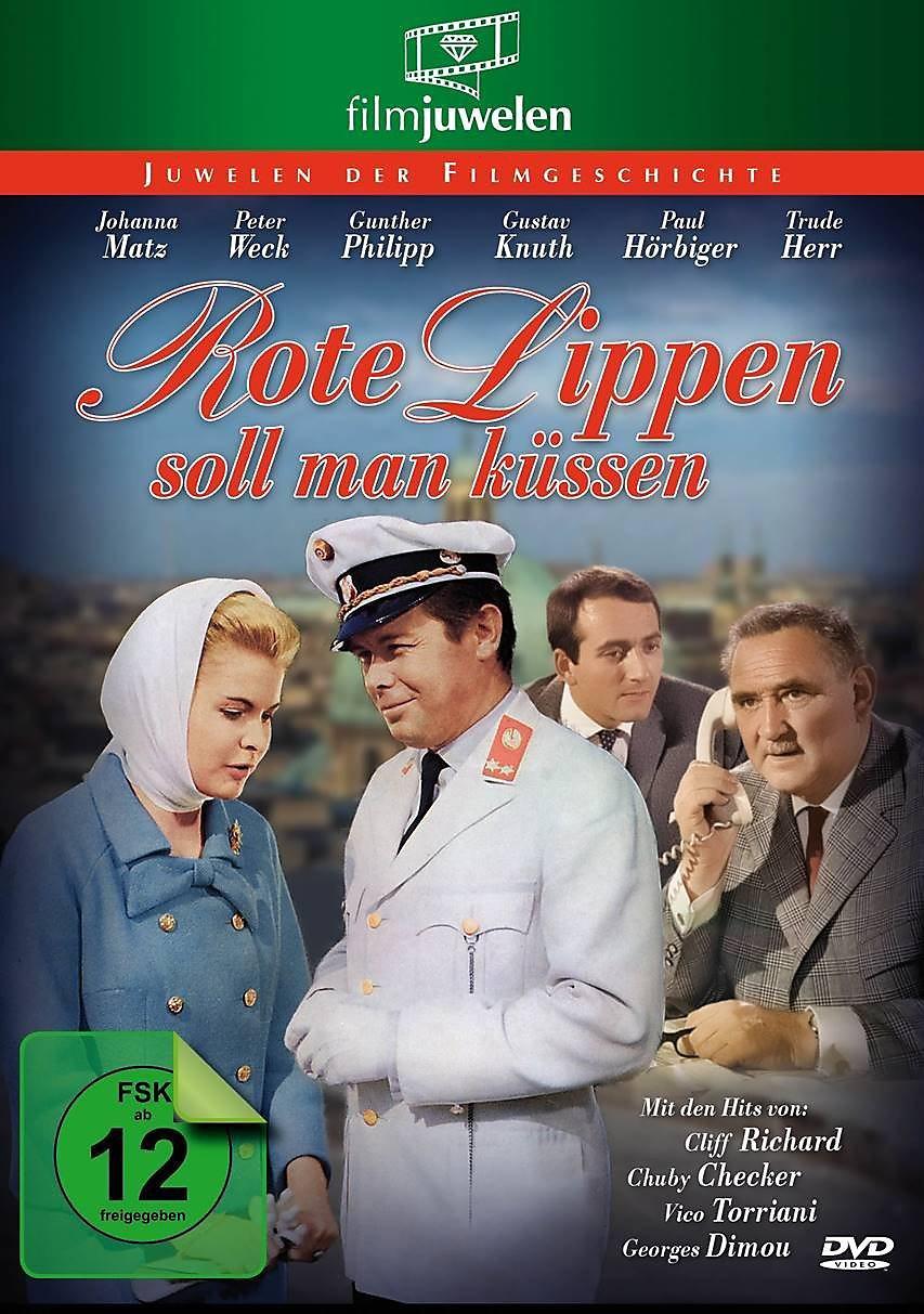 Cliff Richard: Rote Lippen Soll Man Küssen (Lucky Lips