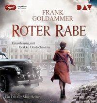 Roter Rabe. Ein Fall für Max Heller, 1 MP3-CD, Frank Goldammer