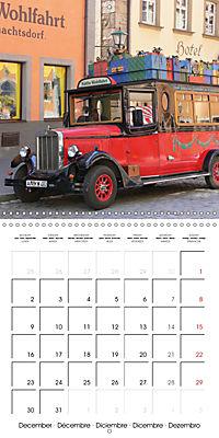 Rothenburg o.d.T. -Fairy Tale Dream Town (Wall Calendar 2019 300 × 300 mm Square) - Produktdetailbild 12