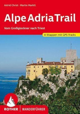Rother Wanderführer Alpe-Adria-Trail -  pdf epub