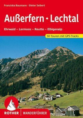 Rother Wanderführer Außerfern, Lechtal -  pdf epub