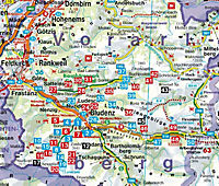 Rother Wanderführer Brandnertal - Produktdetailbild 1