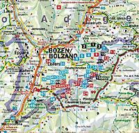 Rother Wanderführer Dolomiten: Bd.2 Eggentaler Berge, Latemar, Rosengarten - Produktdetailbild 1