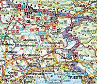 Rother Wanderführer Friaul-Julisch Venetien - Produktdetailbild 1
