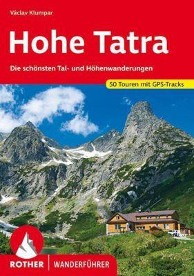 Rother Wanderführer Hohe Tatra - Václav Klumpar |