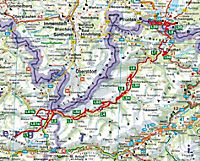 Rother Wanderführer Lechweg mit Lechschleifen - Produktdetailbild 1